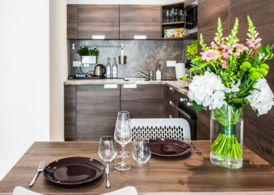 Margery Suite Gallery | Kitchen & Table