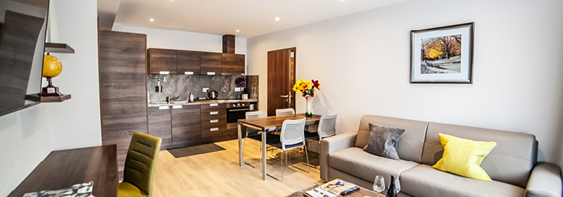Margery Suite Interior